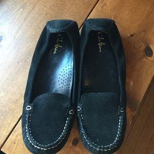 Cole Haan Nike Air Suede Driving Loafers